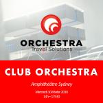 Club Orchestra _ signalétique