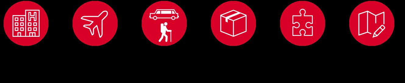 Hoteles, transportes, actividade, traslados, paquetes, paquete dinamico, A medida